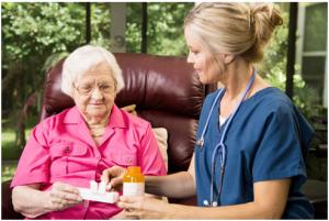 Antibióticos geriatría