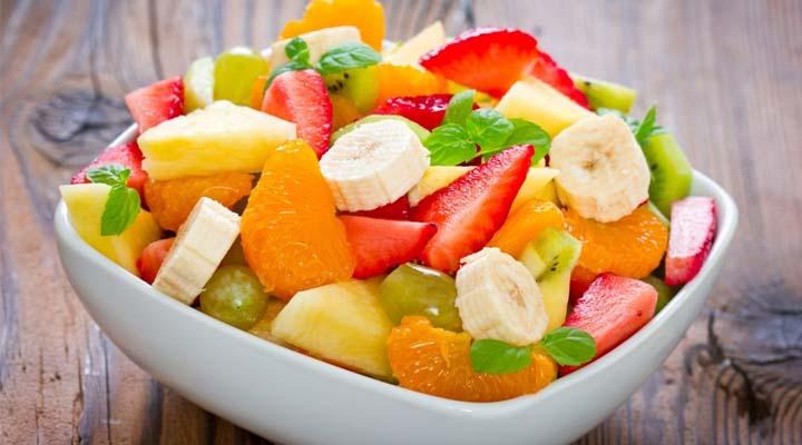 Frutas y verduas