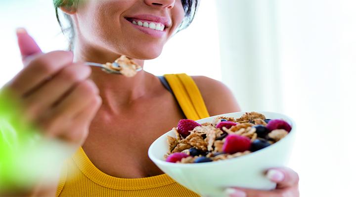 menú saludable