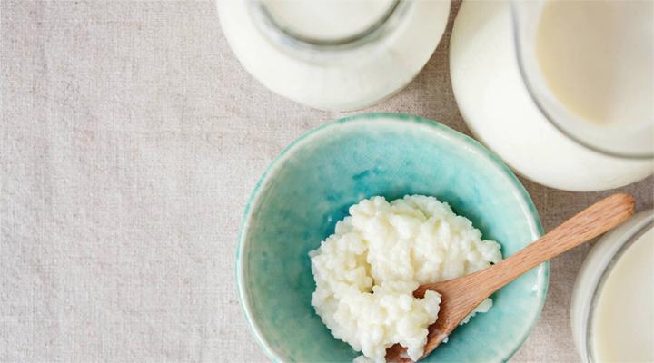 leche fermentada