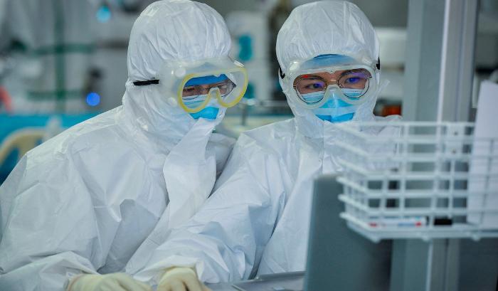 científicos coronavirus