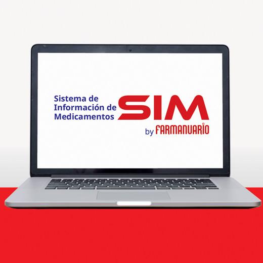 SIM - sistema de información de medicamentos