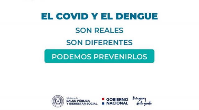 dengue y covid