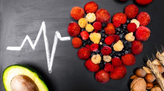 dieta corazón